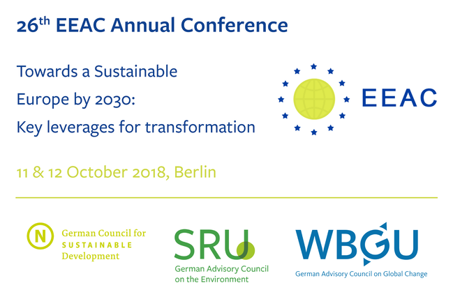 Invitation to the 26th EEAC Annual Conference